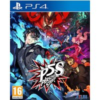 Persona 5 Strikers PS4
