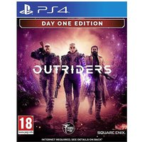 Outriders Day One Edition PS4.