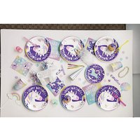 Unicorn Party Pack For 16.