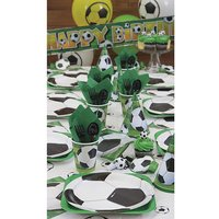 3D Football Party Pack For 16.