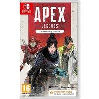Apex Legends Champion Code in a Box.