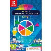 Trivial Pursuit Live Code in Box Switch.