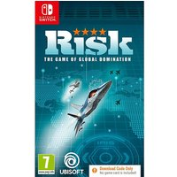 Risk - Global Domination Code in a Box.