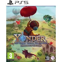 Yonder The Cloud Catcher Chronicles PS5