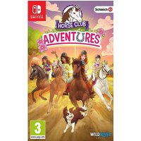 Horse Club Adventures Switch