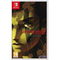 Shin Megami Tensei III Nocturne Switch.