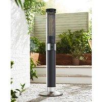 Swan Column Patio Heater
