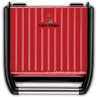 George Foreman 7 Portion Red 25050 Grill.