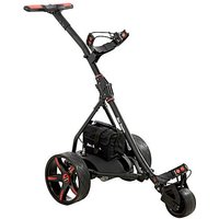 Lead Acid Battery Trolley - Black/red