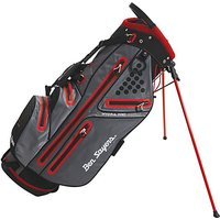 Hydra Pro Waterproof Stand Bag-grey/red