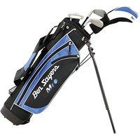 M1i Junior Set (stand Bag 9-11) Blue