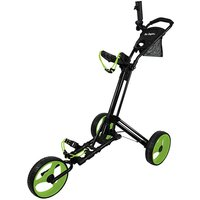 Deluxe 3-wheel Easy-fold Trolley