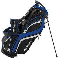 Ben Sayers Dlx Stand Bag Black/blue