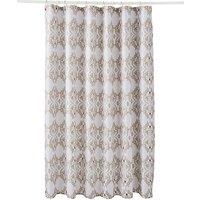 Damask Shower Curtain