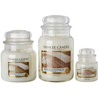 Yankee Candle Angel Wings Triple Jar Set