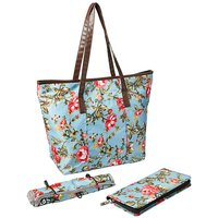 3 Piece Floral Travel Bag Set at JD Williams Catalogue