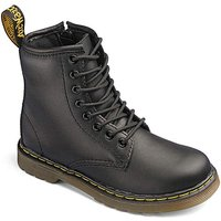 Dr Martens Delaney Juniors Lace Boots