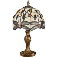 Salisbury Tiffany Bedside Table Lamp
