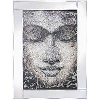 Buddha Mirror Wall Art