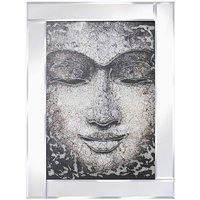 Buddha Mirror Wall Art