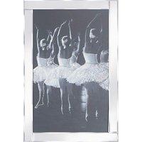 Ballerina Mirror Wall Art