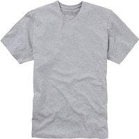 Capsule Grey Marl V-Neck T-shirt R