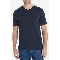 Capsule Navy V-Neck T-shirt Regular