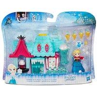 'Disney Frozen Small Doll Playset - Elsa