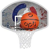 Basketball Ring Board And Ball