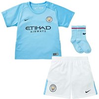 Nike Boys Infants Manchester City Dry Fo