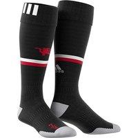 adidas MUFC Boys Home Youth Knee Socks