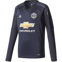 adidas MUFC Boys Youth Home Goal Keeper