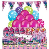 Trolls Ultimate Party Kit for 16