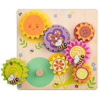 Le Toy Van Busy Bee Gears & Cogs