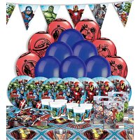 Mighty Avengers Ultimate Party Kit.