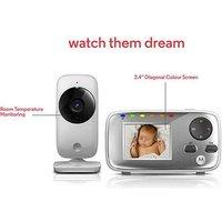 Motorola MBP482 Baby Video Monitor.