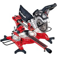Einhell Dual Slide Mitre Saw 210mm 1800w