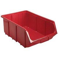 Terry Plastics TE115 Red Ecobox W333 x D
