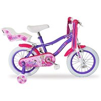 Silverfox Pixie Girls 14in Bike