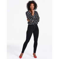 Black Shape and Sculpt Skinny Jeans