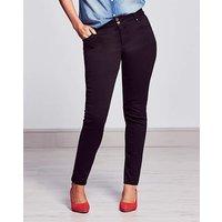 Petite Shape and Sculpt Straight Leg Jeans