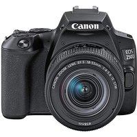 Canon DSLR Camera Body with IS Lens