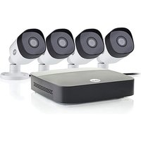Yale 4 Camera HD CCTV Security System.