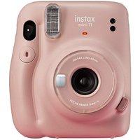 instax Mini 11 Camera - Blush Pink.