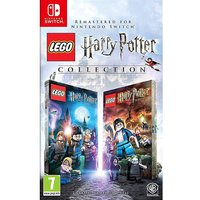 Lego Harry Potter Years 1-7 Switch.