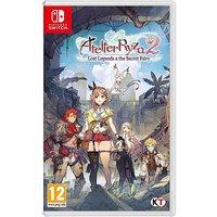 Atelier Ryza 2 Lost Legends Switch.