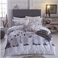 Penguin Colony Cushion