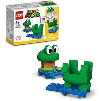 LEGO Mario Frog Mario Power-Up Pack.