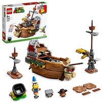 LEGO Mario Bowser?s Airship Expansion Se.