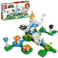 LEGO Mario Lakitu Sky World Expansion.